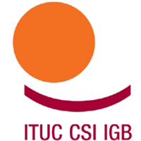 International Trade Union - Logo