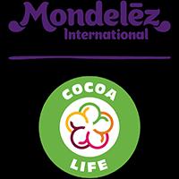 mondelez_international_cocoa_life's Logo
