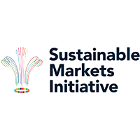 Sustainable Markets Initiative - Logo