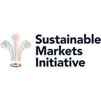 Sustainable Markets Initiative - Logo