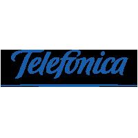 telefonica's Logo