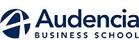 Audencia MBA Chief Value Officer Logo