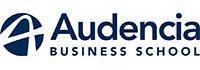 Audencia MBA Chief Value Officer - Logo