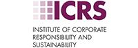 Institute of Corporate Responsibility & Sustainability - Logo