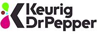 Keurig Dr Pepper Logo