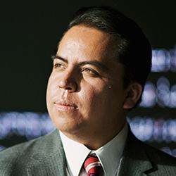 Alberto Carrillo Pineda - Headshot