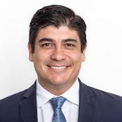 Carlos Alvarado - Headshot