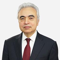 Dr. Fatih Birol - Headshot