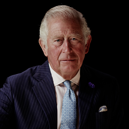 HRH The Prince of Wales - Headshot
