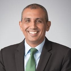 Ibrahim Al Zubi - Headshot