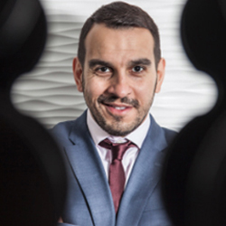 Ioannis Ioannou - Headshot