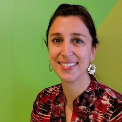Isabel Munilla - Headshot