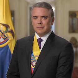 Ivan Duque - Headshot
