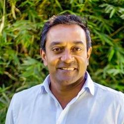 M Sanjayan - Headshot