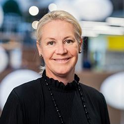 Pia Heidenmark Cook - Headshot