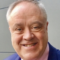Richard Howitt - Headshot