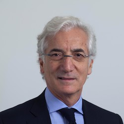 Sir Ronald Cohen - Headshot