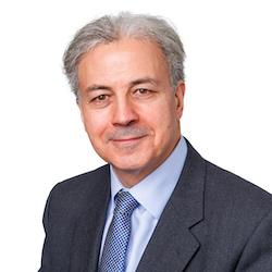 Saker Nusseibeh, CBE