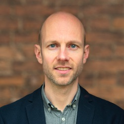 Simon Rawson - Headshot