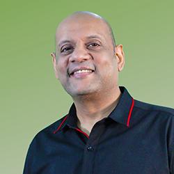 Sreenivas Narayanan - Headshot