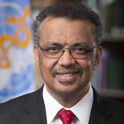 Dr Tedros Adhanom Ghebreyesus - Headshot