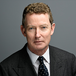The Rt Hon Lord Barker of Battle - Headshot