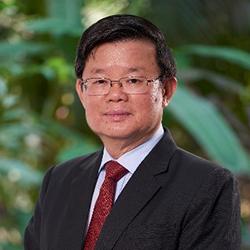 Rt Hon Chow Kon Yeow - Headshot