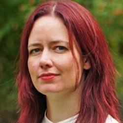 Ursula Woodburn - Headshot
