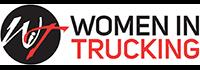 Women in Trucking Logo