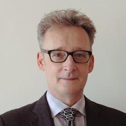 Gareth Davies - Headshot