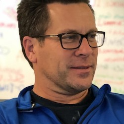 Greg White - Headshot