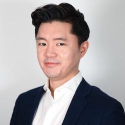 Justin Kim - Headshot