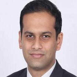 Keshav Banarji - Headshot