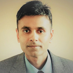 Kshitij Parulekar - Headshot