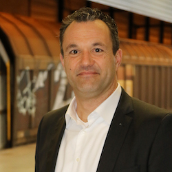 Nico van den Berg - Headshot