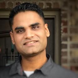 Nikhil Cherian - Headshot