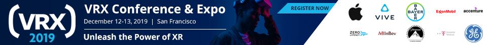 XR USA 2020 - November 19th – 20th, 2020